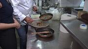 В кухнята на шеф Манчев- специалната му рецепта за празничната трапеза