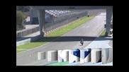 Ники Хейдън най-бърз на теста в Испания