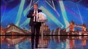 Говорещо куче в Британия търси талант