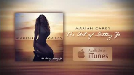 New! 2013 Mariah Carey - The Art of Letting Go