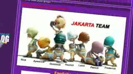 Jakarta - One Desire (mondoteck Clip)