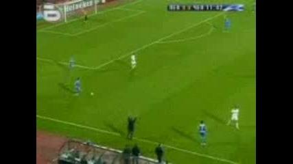 Levski - Chelsea Half1