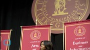 Michelle Obama to College Grads: Soar Above Discrimination