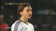 Розенборг 0:2 Лацио 05.11.2015