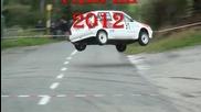 Rallysprint Du Trefle 2012 (с гръм и грешки) [hd]