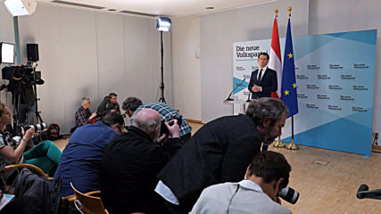 Austria: Video and FPO's reaction to it ended coalition - Kurz