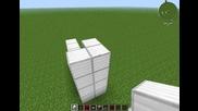 Minecraft Врата със Соларни Панели