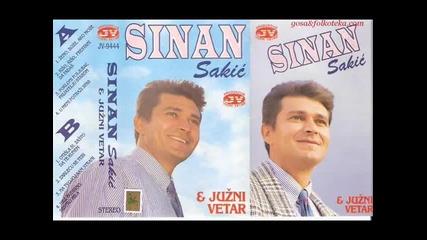 Sinan Sakic i Juzni Vetar - Kiso, kiso prestani da padas (hq) (bg sub)