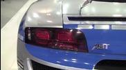 Audi R8 - Полицейски вариант (изложение 2010 г ) nokia92
