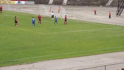 Левски изпрати Гошо Марков с победа над Локо Сф, Цветков с дебютен гол