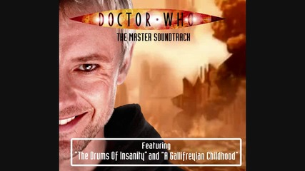 The Master Soundtrack; Track 02 - A Gallifreyian Childhood