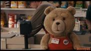 [ 100% Смях ] Приятелю Тед - Тед се влюбва!
