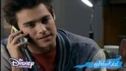 Violetta 3: Леон казва на Виолета,че е избрал Рокси + Превод