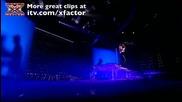 17 годишната Шер просто страхотна - X Factor 13.11.2010.