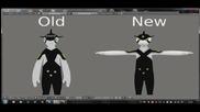 Ben10 Parallel Worlds - Подобряването на моделa : Ditto