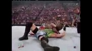 Rob Van Dam Vs Shelton Benjamin