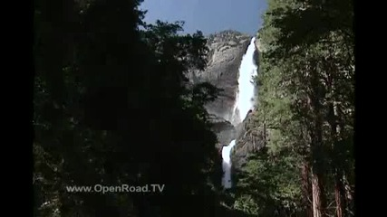 1 Minute Vacation - Yosemite Falls