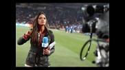 Сара Карбонеро - 1 От Най Красивите Репортерки В Света !!!
