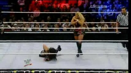 Wwe Elimination Chamber 2012 Beth Phoenix vs Tamina Snuka Divas Championchip Match
