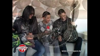 Alley Sin представят китарите Dean
