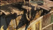 Uncharted 2 Among Thieves Rooftor Gameplay