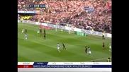 """Цволе вдигна Купата на Холандия – 5:1 над """"Аякс"""" в мач с много димки и бомби"""
