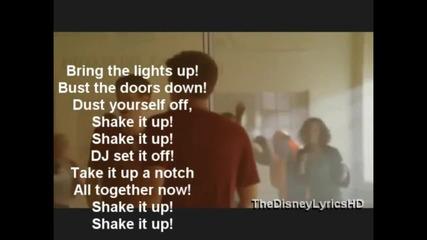 Selena Gomez - Shake It Up Lyrics + Music Video (hd)