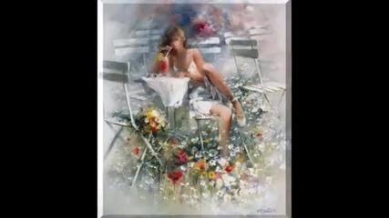 Frederic Delarue - A Rainbow Of Flowers