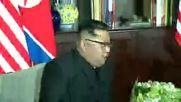 Singapore: Trump and Kim shakes hands at historic US-North Korea summit