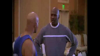 Michael Jordan в My wife and kids