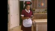 Панчита И Маерита Се Замерят С Торта