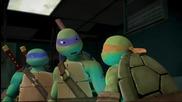Костенурките нинджа: Нова мутация - С01 Е07 - Бг Аудио ( Двд Рип )