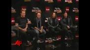 Metallica estatic on rock hall induction.avi