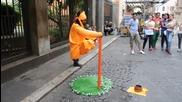 Улична магия