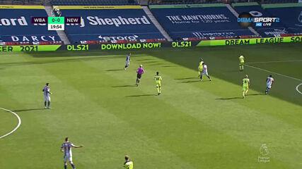 Уест Бромич Албиън - Нюкасъл Юнайтед 0:0 /репортаж/