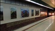"""Софийското метро - станция """"сердика"""""""