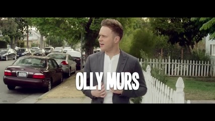 Olly Murs Ft Flo Rida - Troublemaker ( Официално Видео )