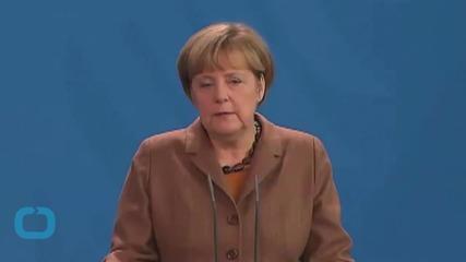 Russia Must Influence Separatists to End Ukraine Crisis, Says Merkel