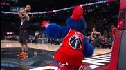 Пич открадна шоуто в почивката на NBA All star Game