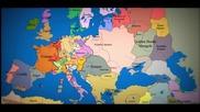 Цялата история на Европа визуално