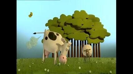 Животните спасяват планетата - Кравата
