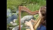 The Golden Eagle- on harp