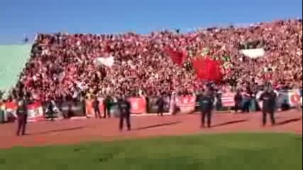 Цска - Левски - Няма купа , няма титла - Само Синя Тишина