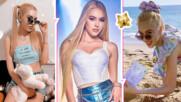 17-годишна, руса и много талантлива: Малена е новата топ звезда на фолка, която пали пожари