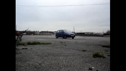 Fiat Punto - Въртене