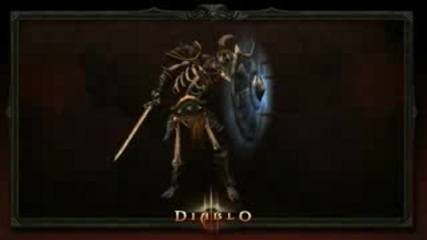 Official Diablo 3 Artwork Trailer *HQ*
