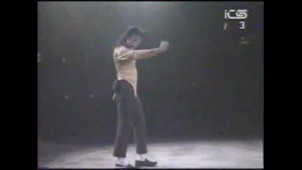 Michael Jackson - Human Nature - Tel Aviv