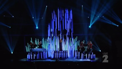 Ariana Grande - Just a Little Bit of Your Heart | 57th Annual Grammy Awards 2015