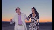 { Превод } Pitbull ft. Marc Anthony - Rain Over Me