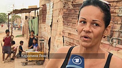 Потресаващи кадри от Венецуела